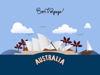 Bon Voyage Australia