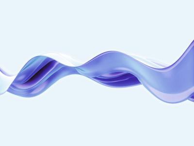 Wave liquid fluid natural ae sound sound wave anim design motion 3d creative concept abstract visual cinema 4d animation wave chrome