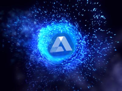 Alan Intro blockchain artificial intelligence after effects app ai voice neural network branding c4d cinema4d motion animation