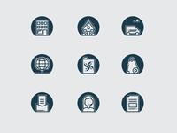 Iconset WIP
