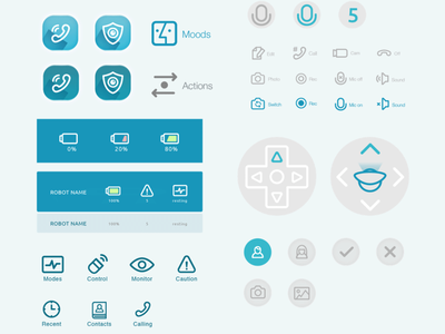 UI Elements minimal illustrator graphic design app illustration ui vector branding ux design