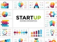 Startup. Infographic templates. Free updates!