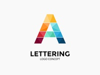 Abstract logo concept. Letter S.