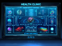 Hitech medical interface