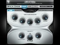 Epica Bass Kontakt Gui Design