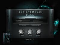 Trailer Brass Kontakt Gui