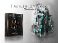 MS Trailer Strings Kontakt GUI