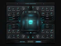 Soundiron Ambius Prime Kontakt GUI Redesign