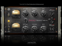 Fairchild 3D Audio GUI Post Production & Enhancement