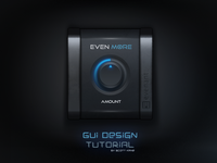 Audio GUI Design / Tutorial