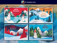 Christmas Greeting Cards/Backgrounds christmas eve xmas winter background winter snowman santa new year 2020 new year merry christmas holidays greeting card december christmas template christmas gift christmas flyer christmas tree christmas cards christmas card christmas background christmas