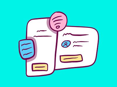 User Setup illustration