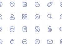 Avana Icons
