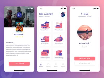 TemanKita - Find a Friend App