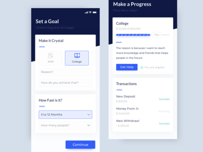 Moneytarget App