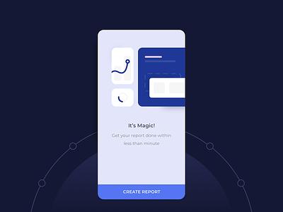 Empty State app mobile illustration ui design