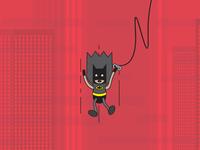 Gamer Batman