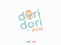 Dori Dori Shop Logo