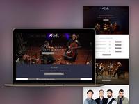 Miro Quartet Site