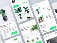 Plants Marketplace UI 3