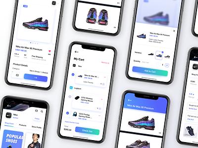 Product Checkout leftalign illustration interface marketplace gallery leftaligned design app ux minimal clean ui