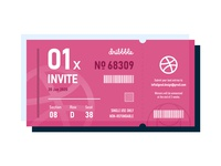 Dribbble Invite Giveaways!