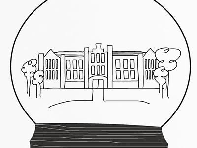 Westcott Illustration illustration florida state university fsu