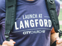 Launch at Langford Logo