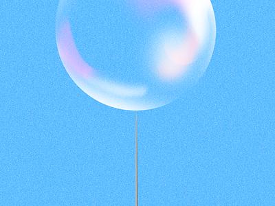I 36daysoftype illustration needle bubble