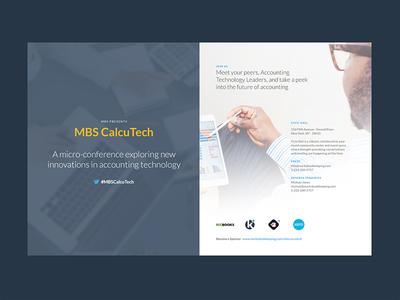 Event Brochure Design lato unsplash