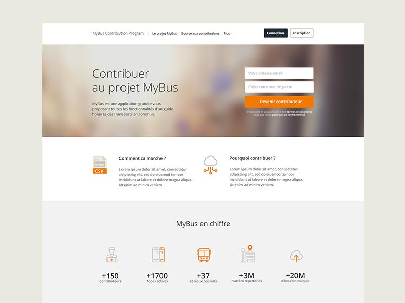 Mybus contribution