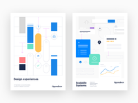 Design & build scalable systems - poster series