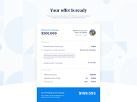 Offer page redesign