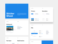 Updating our UI styleguide
