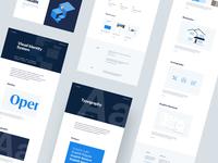 Design platform layout