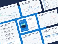 Market trends graphics