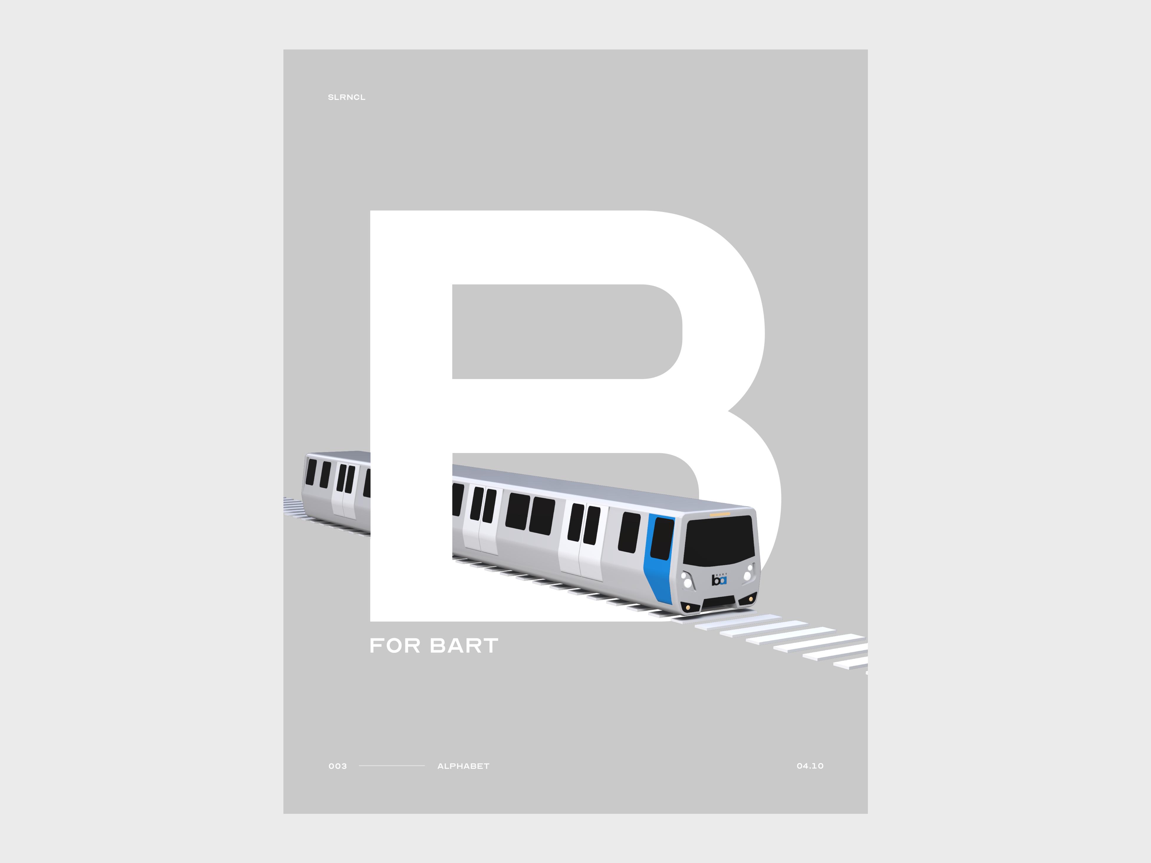 B for bart