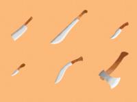 Knifes & Blades