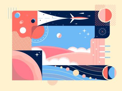Geometric Space