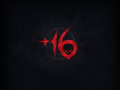 +16 Gaming Logo