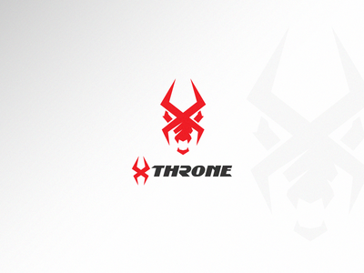 XThrone Gaming Chair Logo