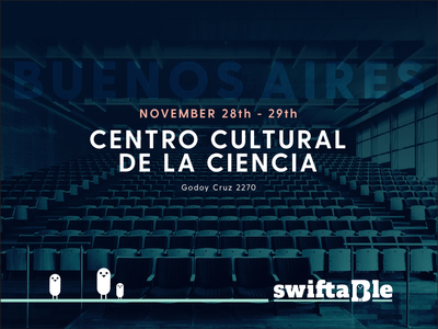 Soon! iOs Conference swift design conference