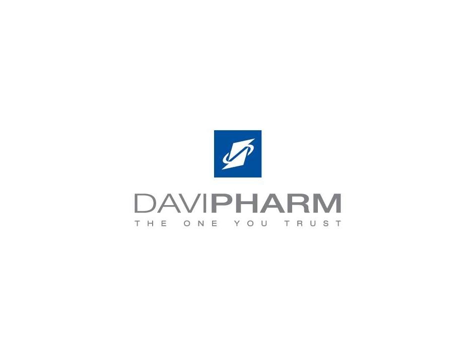 DAVI PHARM JSC. Logo