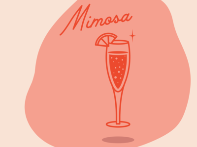 Mimosa - Drink 2/5