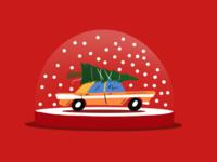Christmas Tree Hunt