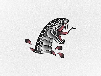 snake line art illustration snake black white tattoo
