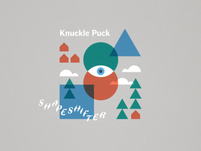 Shapeshifter music bsds art album illustration geometric