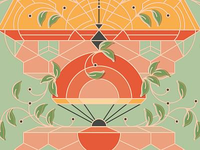 Final color edits. circle color bold symmetry line geometric