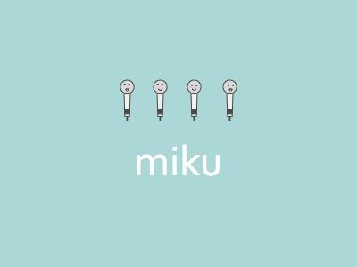 miku microphone
