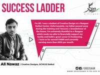 Success Ladder Posting - eRozgaar